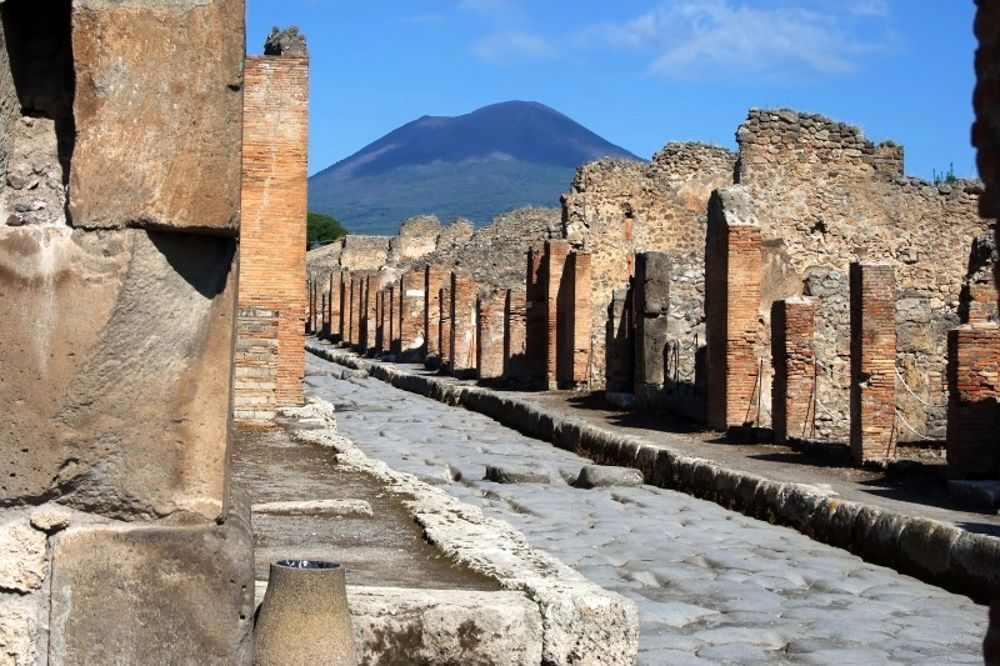Visit Pompeii from Sorrento